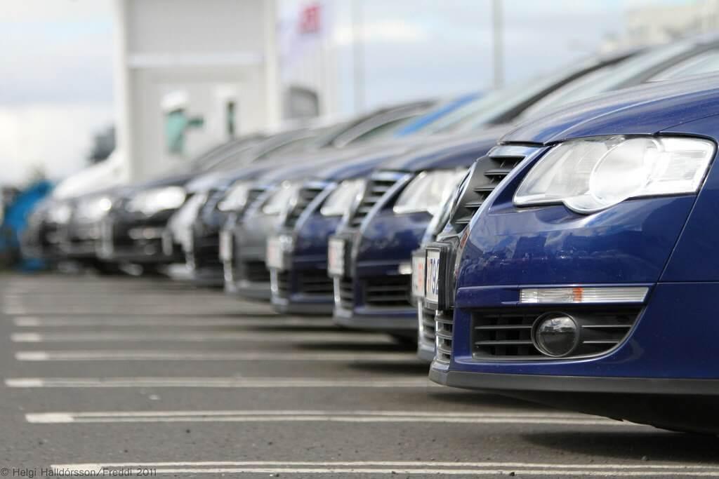 Bilhandel biler